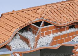 Scopri come fare l'Isolamento termico del tetto